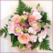 花束(ピンクブーケ) お誕生日 発表会 結婚記念日 お見舞い 開店祝い