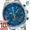 セイコー ワイアード WIRED クロノグラフ 100m防水 AGAW442 メンズ 腕時計 時計