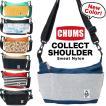CHUMS チャムス ショルダーバッグ コレクトショルダー Collect Shoulder Sweat Nylon