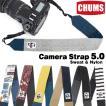 チャムス CHUMS カメラストラップ 5.0 スウェットナイロン