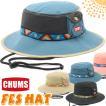 CHUMS チャムス 帽子 Fes Hat フェスハット