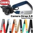 チャムス CHUMS カメラストラップ 3.8 スウェットナイロン