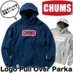 CHUMS チャムス パーカー Logo Pull Over Parka