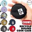 CHUMS チャムス 小銭入れ Recycle Round Coin Case リサイクル ラウンド コインケース