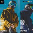 【上下セット割】スノーボードウェア 43DEGREES スキーウェア 上下セット メンズ 2020-2021 ビブパンツ スノボウェア スノーボードウェア スノボ