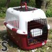 ファンタジーキャリーOPEN 小型犬・猫用 S レッド