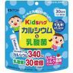 キッズハグ Kidsハグ カルシウム&乳酸菌 2g×30袋