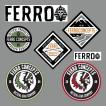Ferro Concepts STICKER PACK(7種入り)