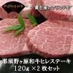 業務用 ヒレステーキ ブランド牛 那須野ヶ原和牛ヒレ 120g×2枚 ステーキ 食品 肉 お試し 訳あり 卸 問屋 直送 2点以上は送料がお得です