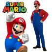 マリオ コスプレ コスチューム 衣装 大人 男性 服 ハロウィン 仮装 スーパーマリオブラザーズ ゲームキャラクター 任天堂