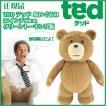 TED ぬいぐるみ グッズ プレゼント テッド 60cm(24inch) クリーン版 ふさふさバージョン 正規品