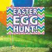 ハロウィン イースター デコレーション EASTE EGG HUNT 庭用看板 スタンド 装飾 飾り イベント グッズ