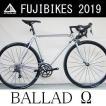 ロードバイク フジ バラッド オメガ (クローム) 2019 FUJI BALLAD Ω OMEGA