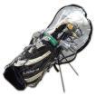 ゴルフ キャディバッグ用 レインカバー ジュニアゴルフに スタンドバッグ対応 送料無料