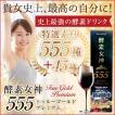 酵素女神555 truegold Premium トゥルーゴールド・プレミアム 酵素ドリンク 最高品質 酵素436種 置換えダイエット