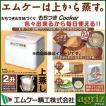 エムケー精工 もちつき機(餅つき機) もちつきCooker RMJ-36TN (2升)(むす・つく・つぶす)(味噌づくり 生地づくり むし料理)