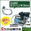 丸山製作所 エンジンセット動噴 MS335EA (丸山製作所純正カクハンキ3m付)(台数限定特価)