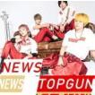 初回トップガン盤(1人1個) NEWS CD+DVD/トップガン/Love Story 19/6/12発売 オリコン加盟店