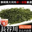 茶 静岡茶 単一茶畑 単一品種 ヤブキタ 【長谷川】 はせがわ 希少 旨味強め 茶葉 本山茶 50g