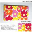 単品 ファブリックパネル アリス marimekko miniunikko 40×22cm 単品販売 マルチカラー マリメッコ ミニウニッコ マルチ ファブリックボード