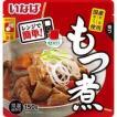 いなば レンジで簡単 もつ煮 150g×24個×1箱 国産豚もつ&野菜使用