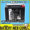 HD65991-82B HD ハーレー ダビットソン 純正 AGM 高性能 バイク バッテリー 6ヶ月保証 65991-82B 84-90ST/79-96XL