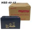 HSE-40-12 日立化成 日本製 産業用バッテリー HSEシリーズ 制御弁式据置鉛蓄電池 通信設備 消防用設備 UPS バックアップ 非常用 発電機 新神戸電機 エレベータ