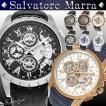 クロノグラフ腕時計メンズ サルバトーレマーラ腕時計 クロノグラフ Salvatore Marra