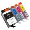 HP920XL (顔料PGBK/C/M/Y) 大容量タイプ 4色セット HP 互換インクカートリッジ 残量表示 ICチップ付 ヒューレット パッカード HP920