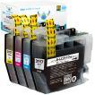 ブラザー LC3117-4PK (BK/C/M/Y) 4色セット brother 互換インクカートリッジ 残量表示 ICチップ付 LC3117 LC3119
