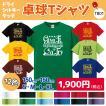 卓球 tabletennis Tシャツ ドライシルキー ウェア 練習着 チーム クラブ 全12色  T801 送料無料 5088