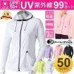 レディース  UVパーカー ジェーンスタイル 長袖 紫外線 UPF50+ UVカット 吸汗速乾 日焼け対策 JS411