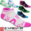ランニングソックス レーシングソックス スニーカーソックス コンプレスポーツ【COMPRESSPORT】 メンズ/レディース 靴下 くつした/RSLV2