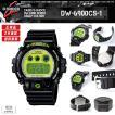 G-SHOCK カシオ 腕時計 ファッショナブルなNEWモデル!DW-6900CS-1 DW6900CS-1 ライムグリーン 同型:DW-6900CS-1JF