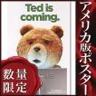 映画ポスター テッド (ted グッズ) /ted is coming ADV-SS