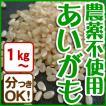 【新米予約可】玄米(精米無)農薬不使用 白米 あいがも農法 お米 1kg〜当日精米