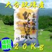 大分玖珠九重産ひとめぼれ20Kg     (九州の米、大分の米)5Kg×4