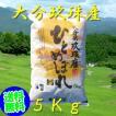 大分玖珠九重産ひとめぼれ5Kg    (九州の米、大分の米より)