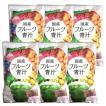国産 フルーツ青汁 90g(3g×30包)×6袋セット 光生