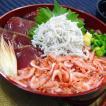 遠州灘の恵みセット かつおたたき 桜エビ ゆでしらす マグロ丼