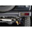 5ZIGEN マフラー SPスペック ストリート ジムニー 3BA-JB64W H30/7〜 R06A XC/XL/XG ショートバンパー用
