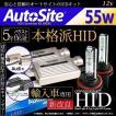 輸入車用 c55w H1H3H7H8H9H10H11HB3HB4 キャンセラー付き ヘッドライト・フォグ AutoSite HIDキット 12v