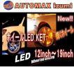 ホイールLED★ホイール内LED取り付けキット/ホイールネオンアンダーネオン/アンダーライトイルミネーション/チューニング/ダウンビームライト/kit