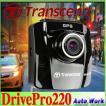 Transcend トランセンド GPS搭載ドライブレコーダー Wi-fi対応 FullHD 駐車監視付 DrivePro 220 TS16GDP220A-J