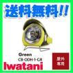 10月末入荷予定 イワタニ カセットガスアウトドアヒーター CB-ODH-1 ●グリーン ※発送まで5日〜7日お時間をいただきます