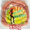 生ソーセージ 14本入 850g フレンテブラジル リングイッサ 冷凍 BBQ