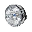 バイク CB系 マルチリフレクターヘッドライト ユニッ...