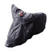バイクカバー/溶けない ボディーカバー (Mサイズ) オックス300D 耐熱/高耐久性/防水/超撥水/収納袋付