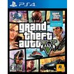 ネコポス送料無料 在庫あり 新品 PS4 Grand Theft Auto V グランドセフトオート5 GTA (新価格版) 封入特典有