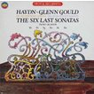 グールドのハイドン/ピアンソナタ集 蘭CBS 2923 LP レコード